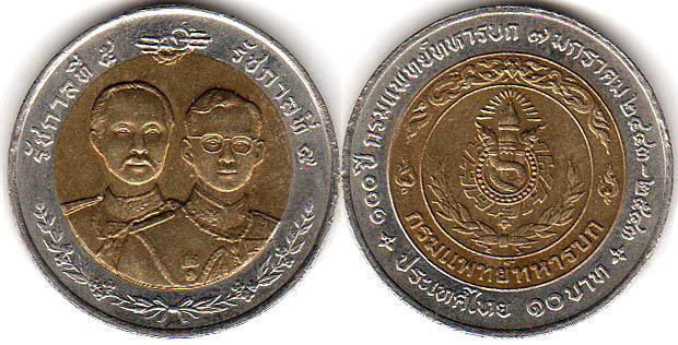 В тайланде как называются деньги