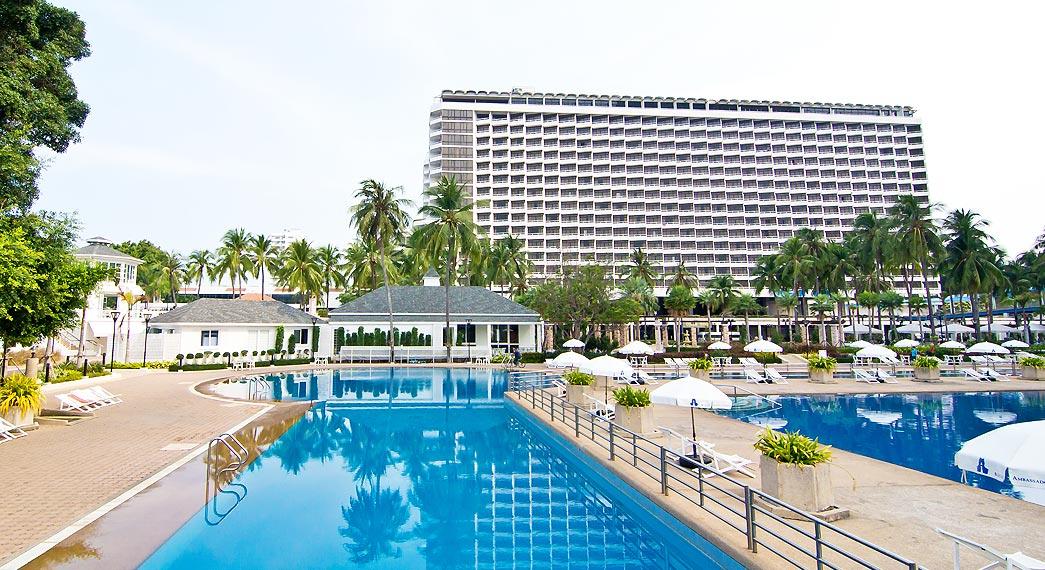 Отель Ambassador Паттайя