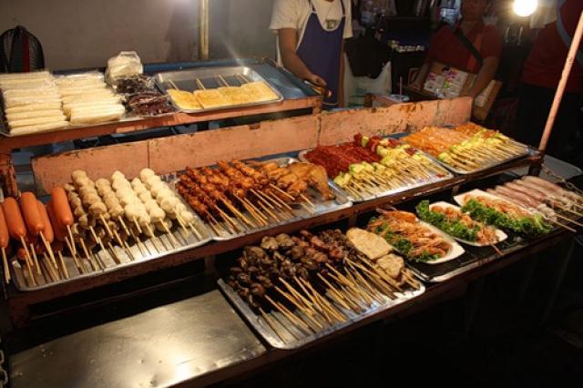 Питание в Тайланде
