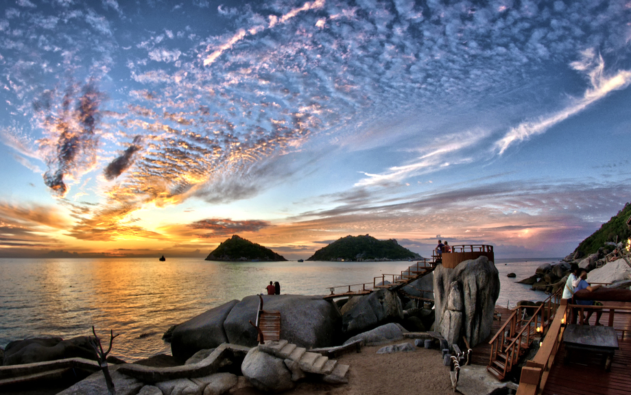 Какой океан в тайланде паттайя