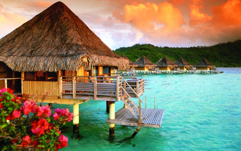 Бунгало на берегу моря для зимовке в Тайланде