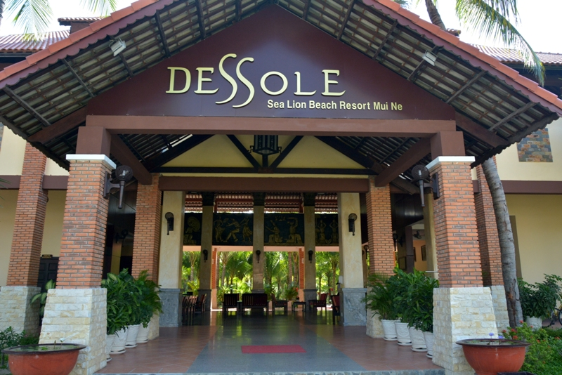 Отель Dessole Sea Lion (Нячанг)