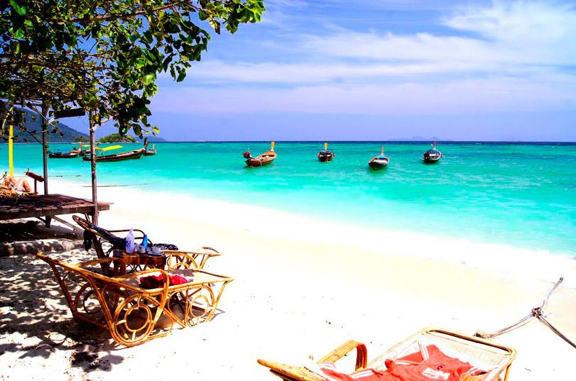 Фото острова Ко Липе
