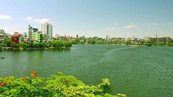 Озера Ханоя
