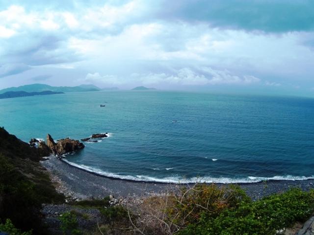 Пляж Бай Зай, фото лучших пляжей Вьетнама
