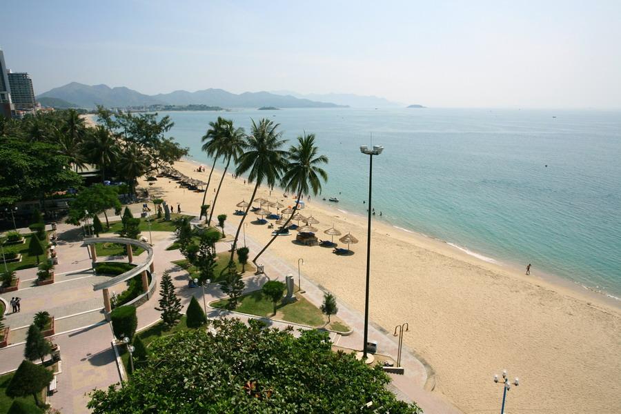 Фотография пляжа Чан Фу