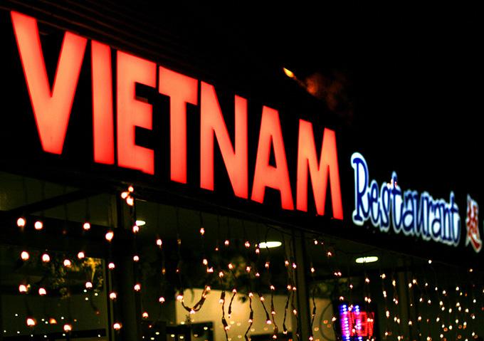 Сколько стоит покушать во Вьетнаме