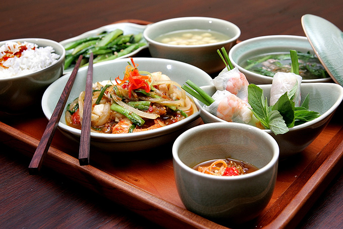 Супы во Вьетнаме